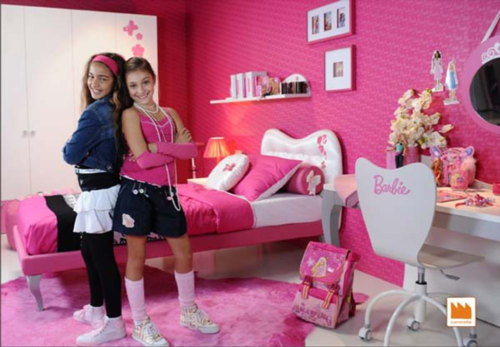 Barbie Bedroom Furniture by Nero Furniture from Harvey Norman New ...