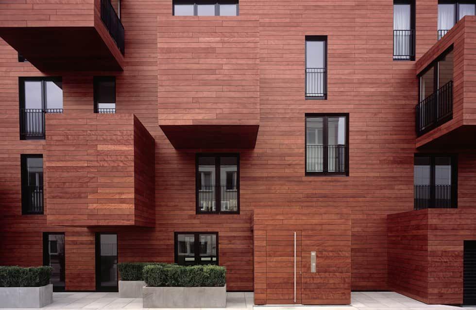 Bogenallee wohnen [+] von blauraum architekten modern