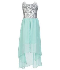 4375f671542f Girls Size 7-16 Dresses : Girls Size 7-16 Clothing | Dillards.com. Looks  like an Elsa dress!