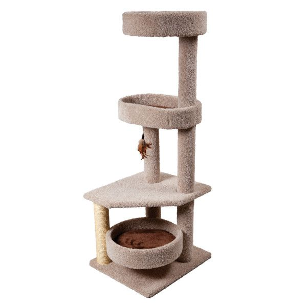 Awesome Whisker City® Cat Tree | Furniture U0026 Towers | PetSmart