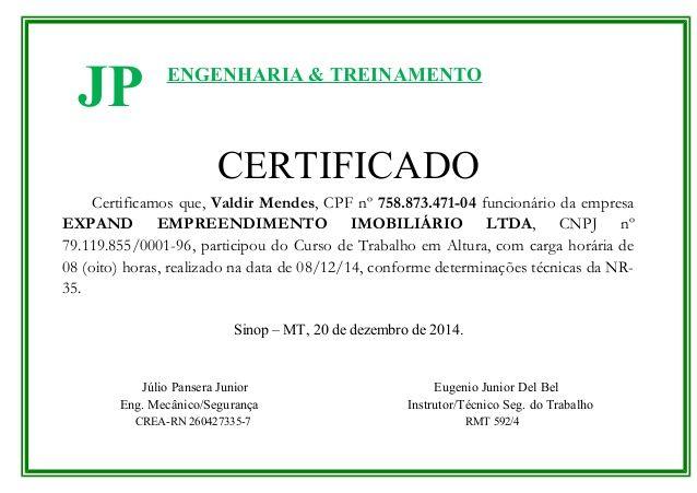 Modelo De Certificado Pesquisa Google Certificado Em