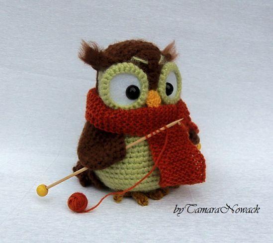 Brinquedos de malha Tamara Novak   Handwerk   Pinterest ...