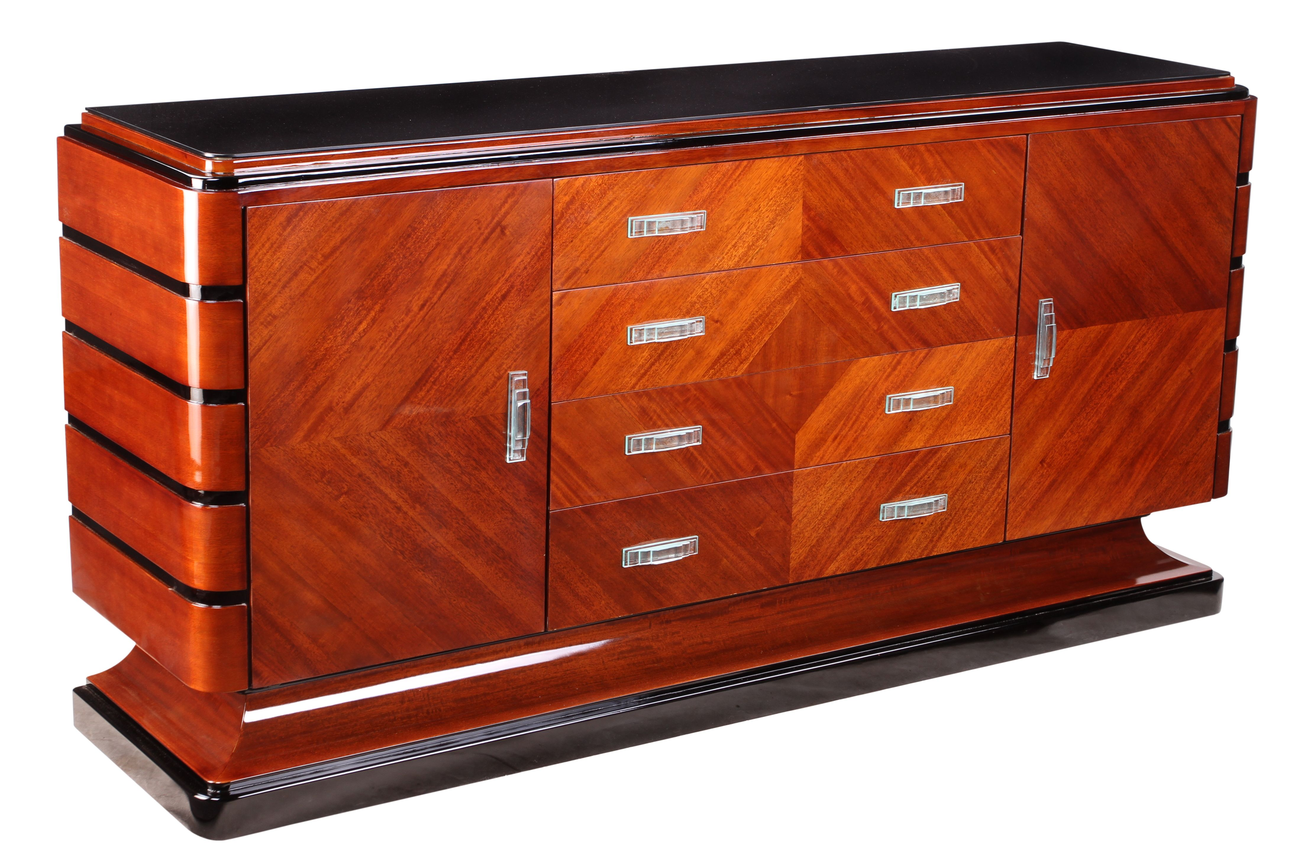 Art deco dressoir google zoeken art deco pinterest for Art deco meubilair