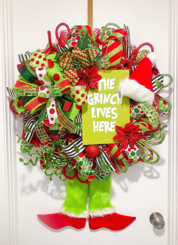 11++ Grinch christmas wreath ideas in 2021