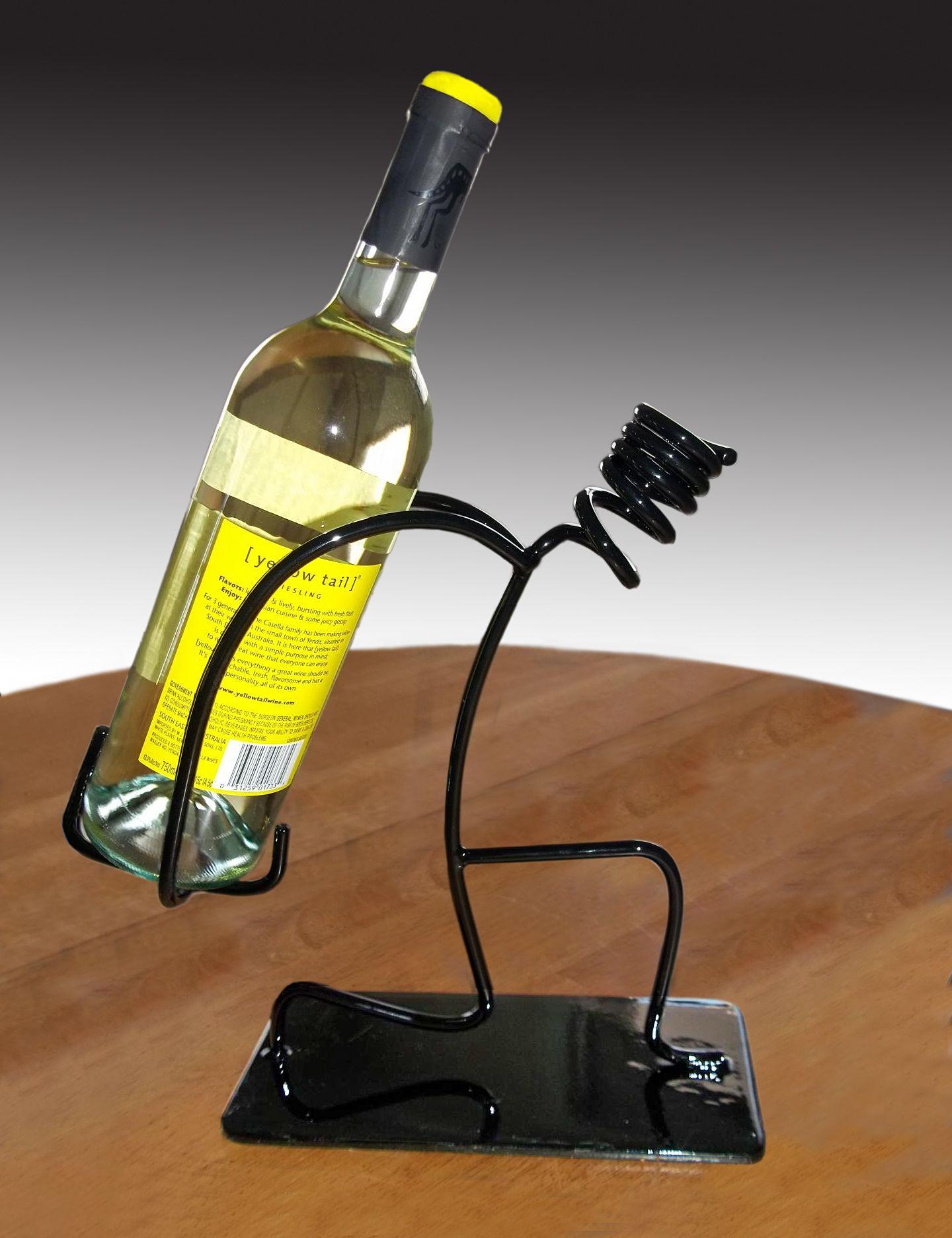 Best Custom Wine Holder Http Www Augelloswelding Com Custom 400 x 300
