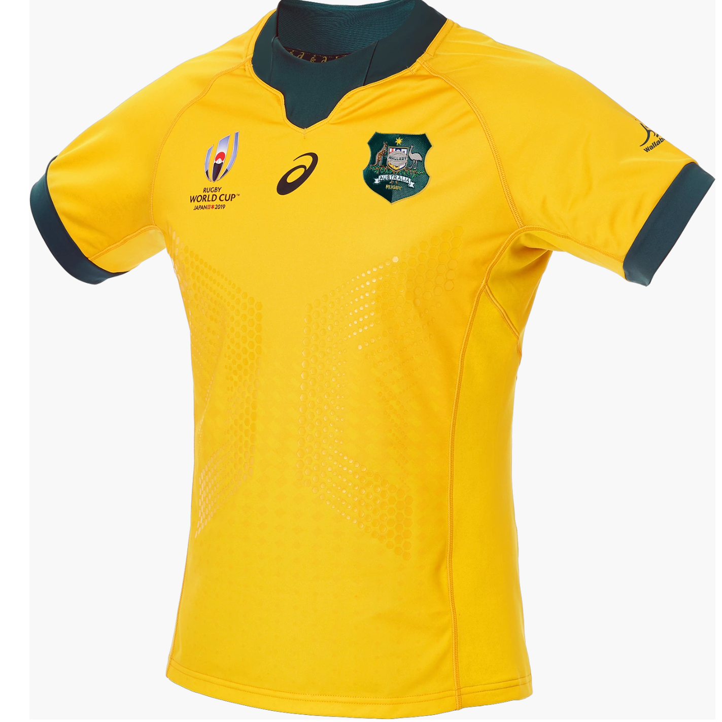 Australia Rugby World Cup 2019 Home Kit Cheap Soccer Jersey Rugby Outfit Rugby World Cup Australia Rugby