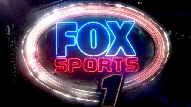 Fox Sports 1 The Electric Neon Fox Fox Sports Fox Sports 1 Sports Channel