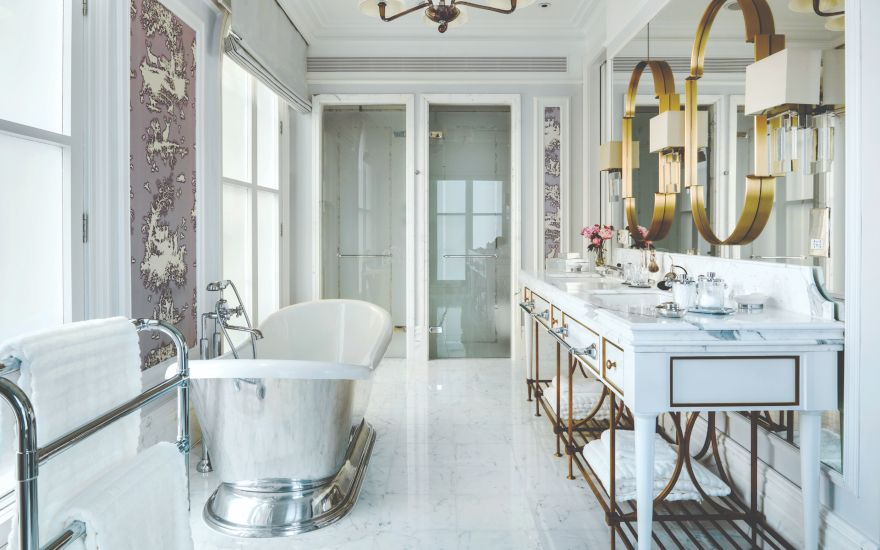 7 guest bathroom ideas to impress your guests in 2020