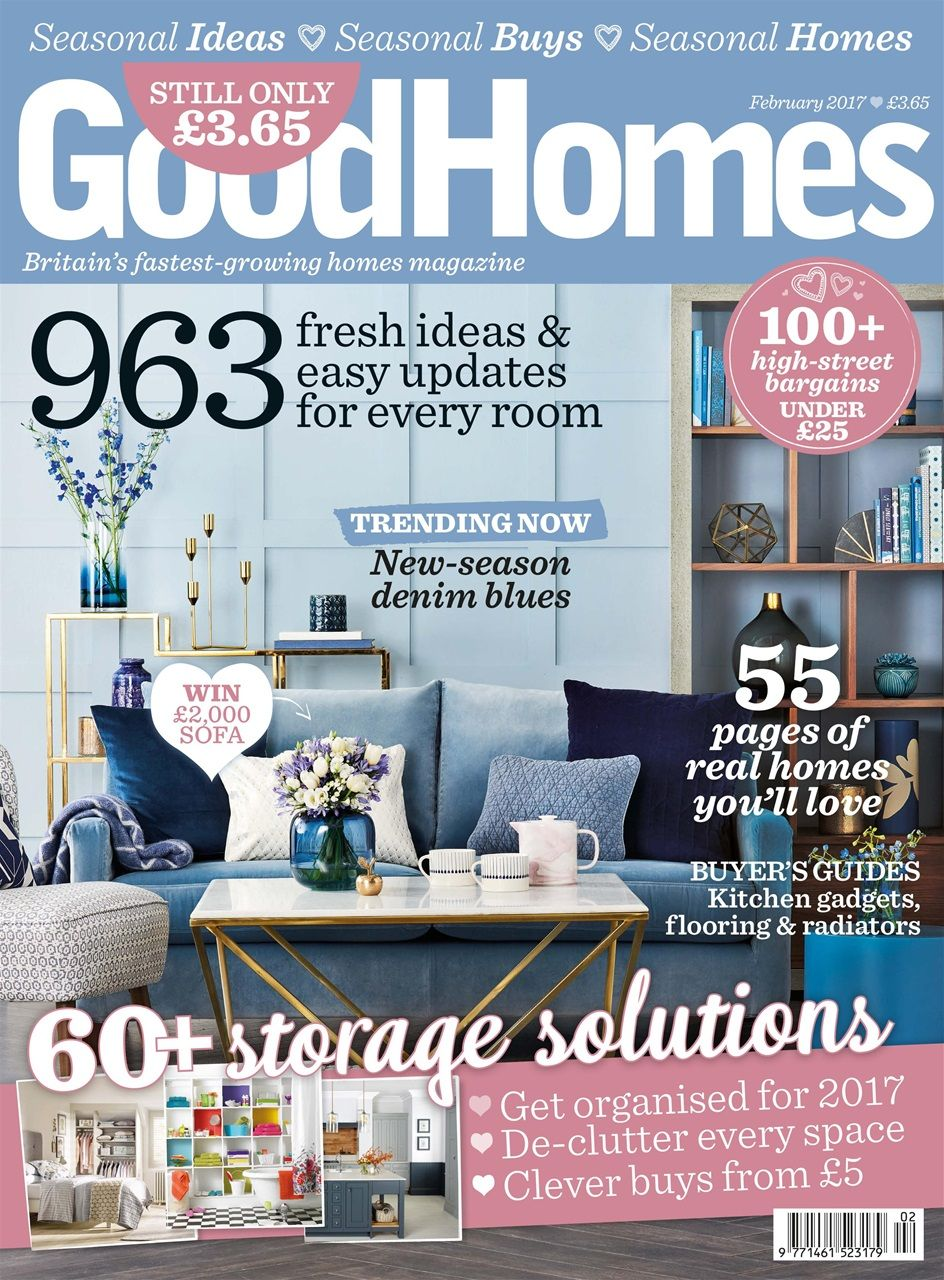 Good Homes Magazine Subscription, For The Mum Who Loves A Happy Home! |  Motheru0027s