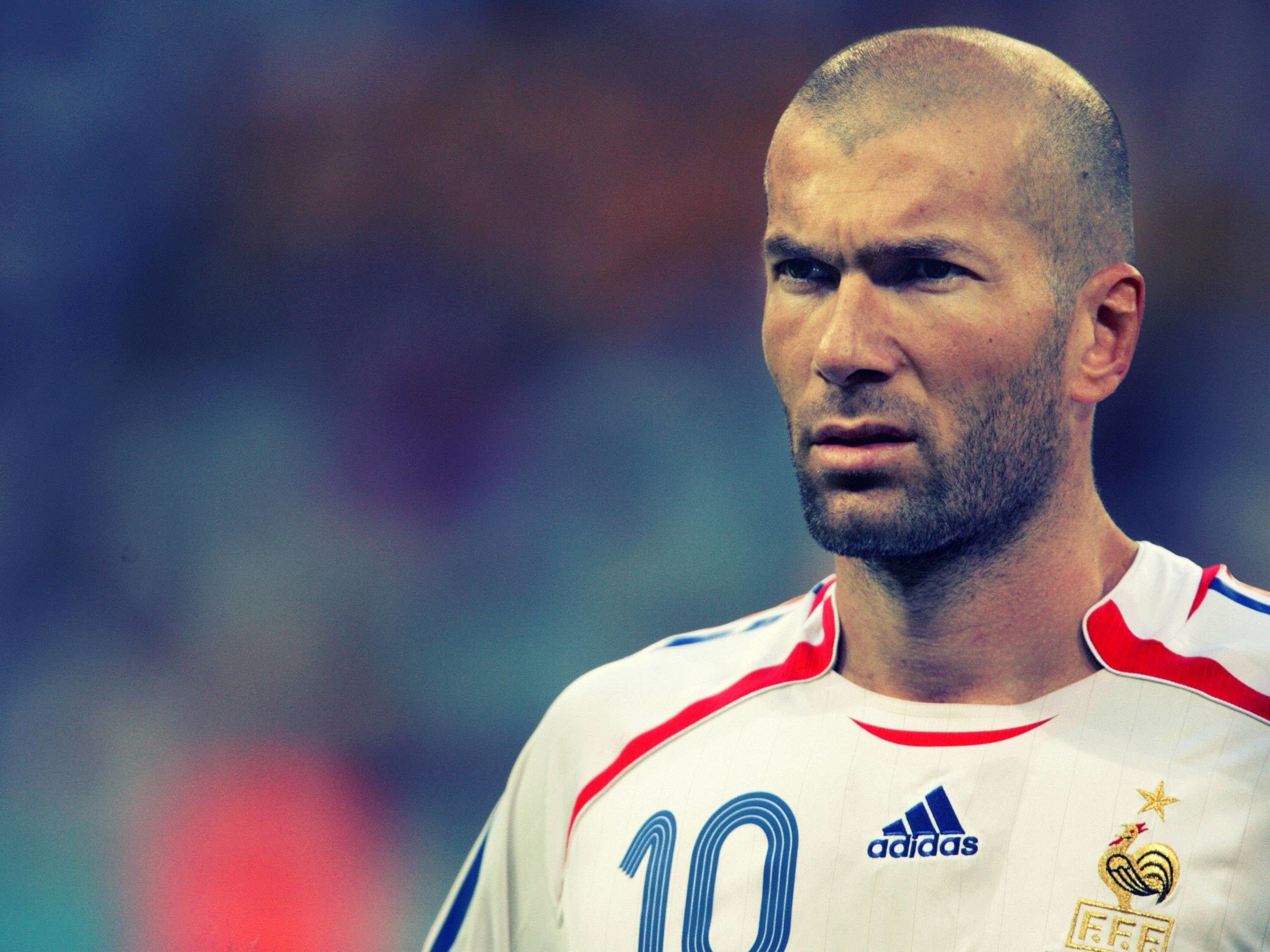78 Zinedine Zidane Wallpapers on WallpaperPlay i 2020