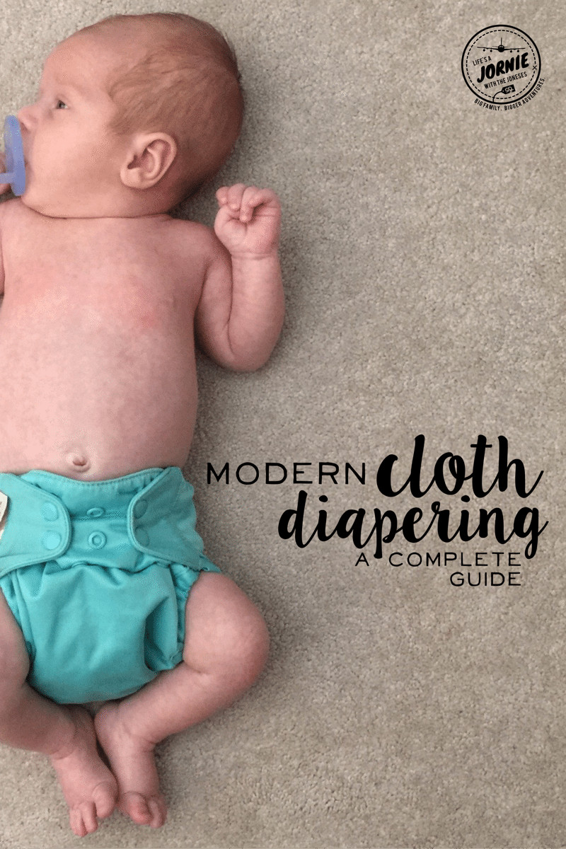 Everything you need to know about disposable diapers