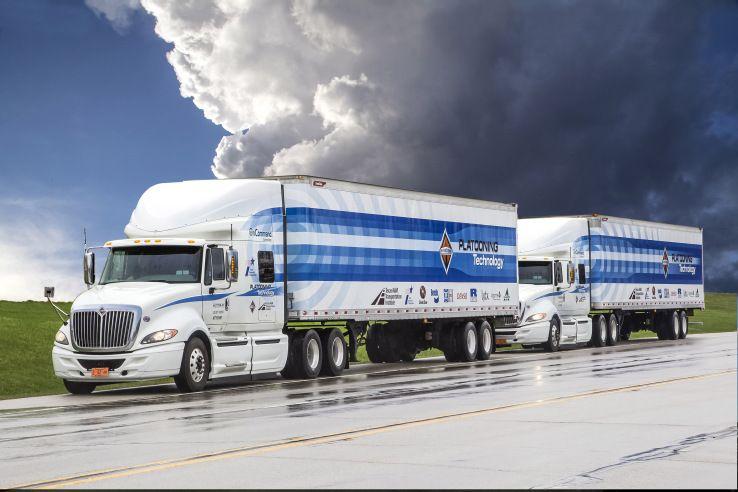 FourKites raises 13 million to track trucks on the road
