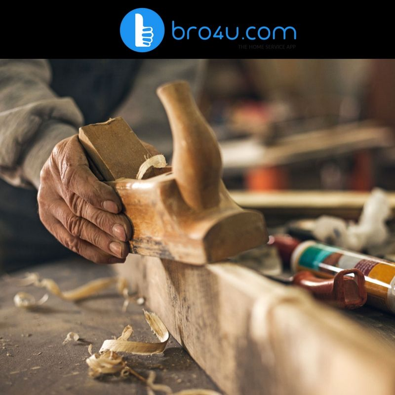 Carpentry Service At Bro4u Is The Most Convenient Way To Get Connected To Professional Carpenters In Bangalore A Carpentry Services Handyman Services Hyderabad