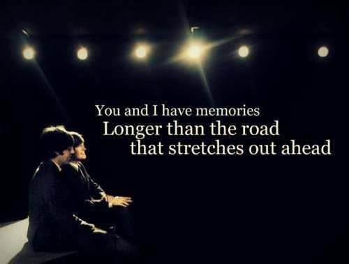 you and i beatles