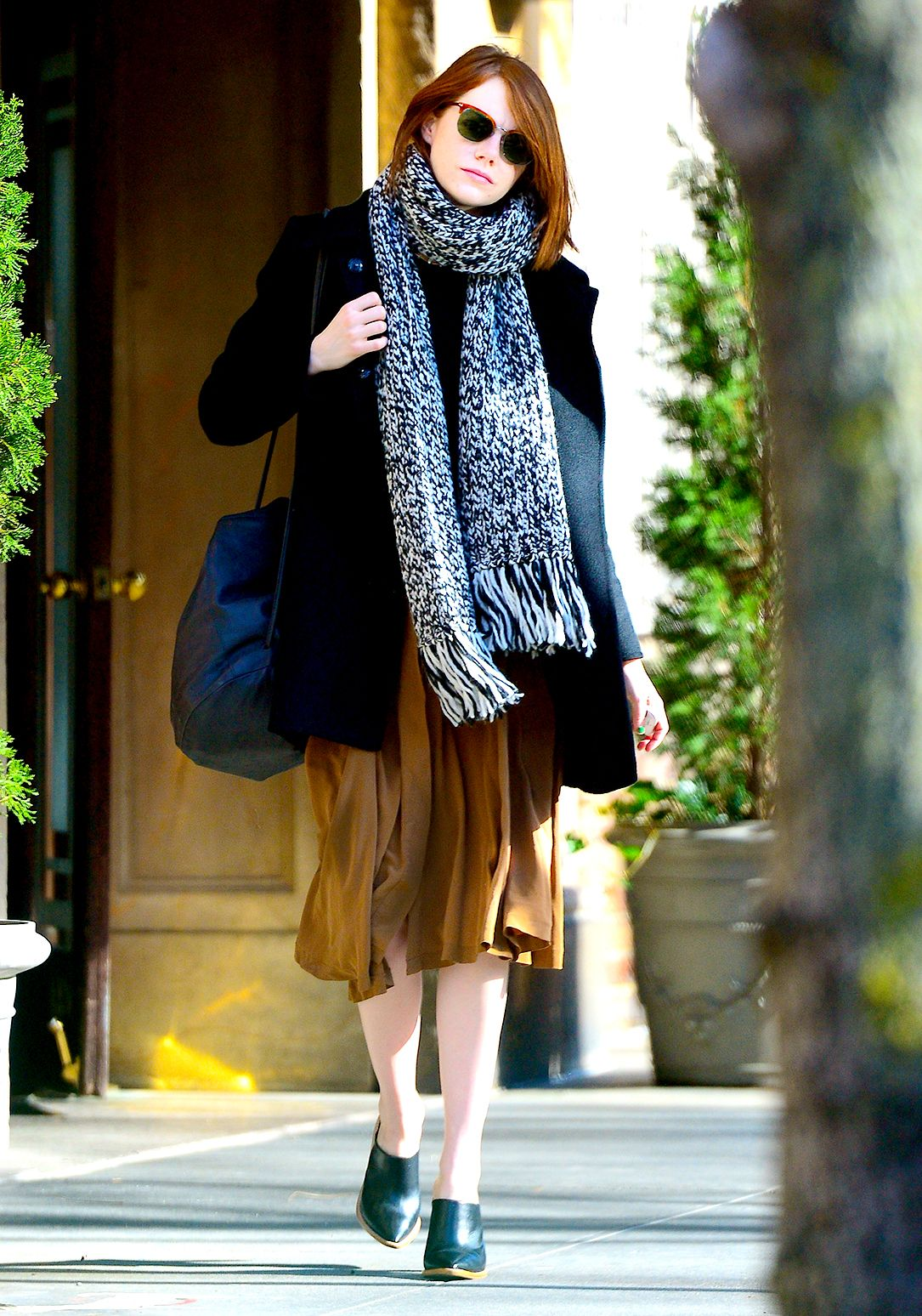 What They Wear: 11 Celebs With the BEST Cold-Weather Style photo