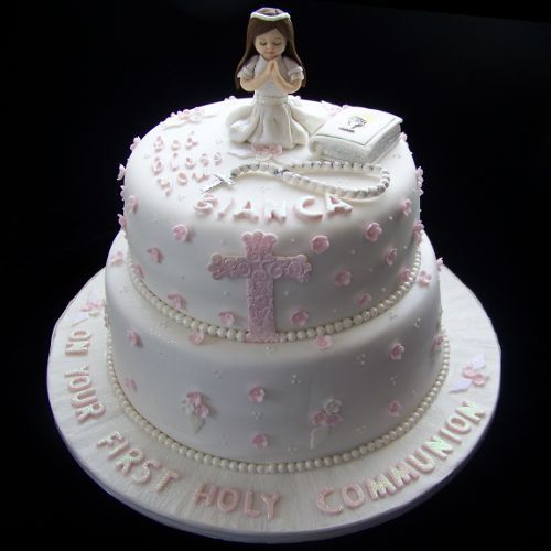 First holy communion cakes google search stuff to buy pinterest holy communion cakes - Holy communion cake decorations ...