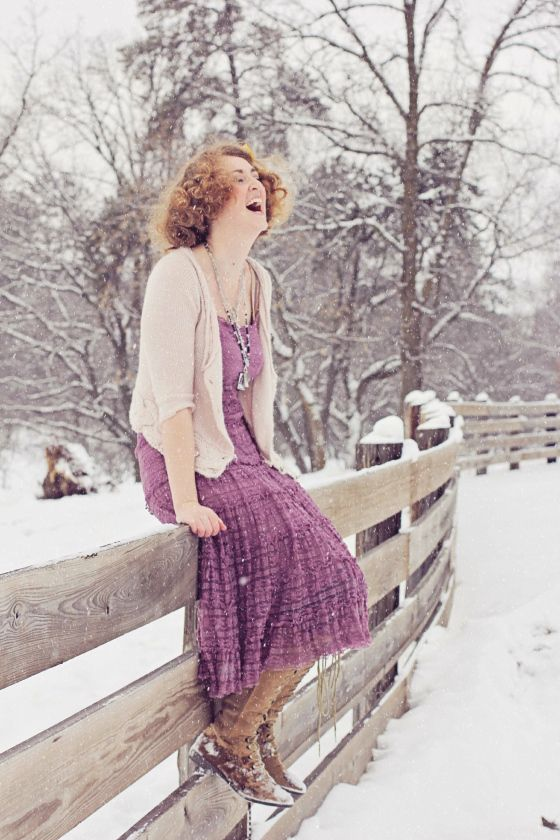 Snow Photo. Whim Photography in Owatonna, MN.