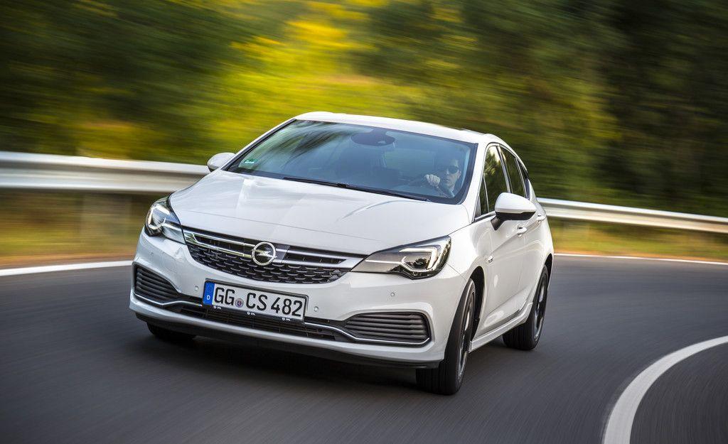 Opel Voorziet Astra Van Sportieve Looks Met Opc Line Pakket Drivessential Pakket Modelauto Modellen