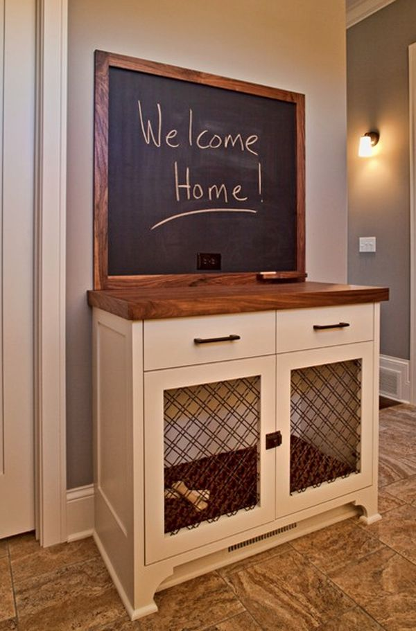 25 Cool Indoor Dog Houses | Home Design And Interior | Mine ...
