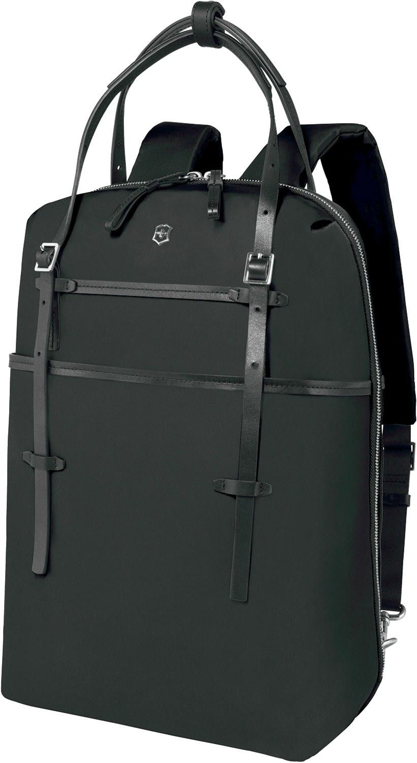 Victorinox Victoria Harmony 2 In 1 Convertible 15 6 Laptop Backpack Shoulder Bag With Tablet Pocket Luggage Pros