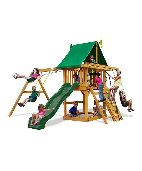Backed By A 10 Year Warranty This Easy To Assemble Swing