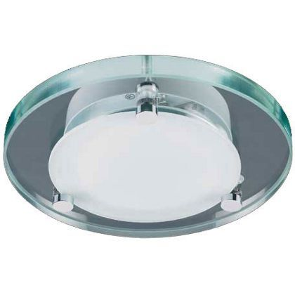 Lyme flush light frostglass frosted glass lights and house lyme flush light frostglass at homebase be inspired and make your house a home aloadofball Image collections