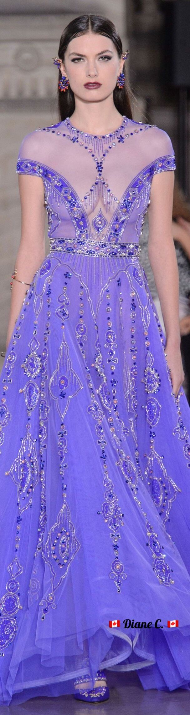 Fall 2017 Haute Couture Georges Hobeika | bella | Pinterest ...