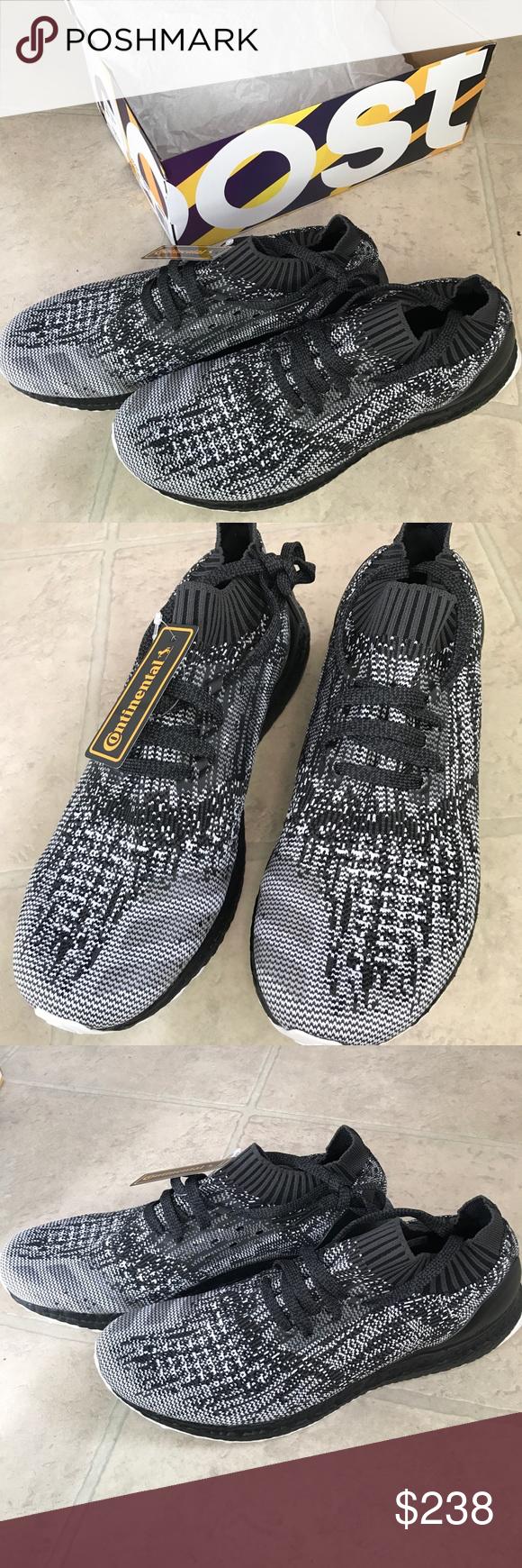 fc5145196 Adidas ultra boost uncaged triple black size 10