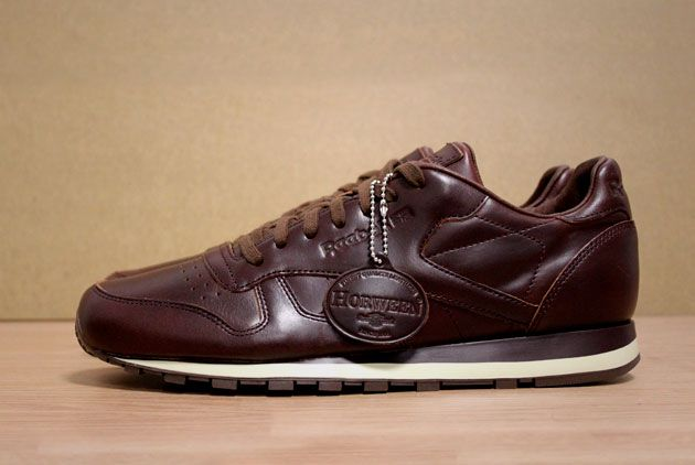 be67e9e5de9 Reebok Classic Leather Horween - Disponible - Sneakers.fr | My Style ...