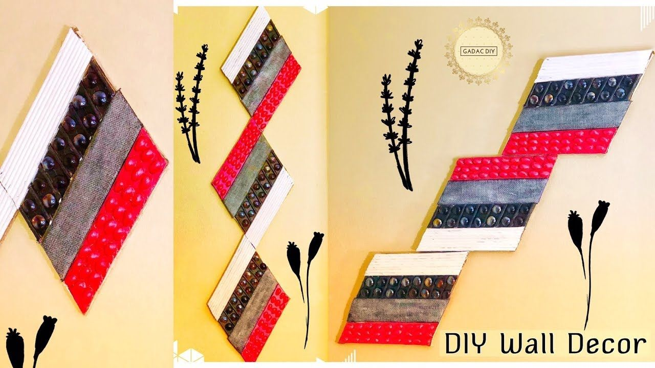 DIY Home Decor - Wall Decor | Crafts | Pinterest | Wall decor, Craft ...