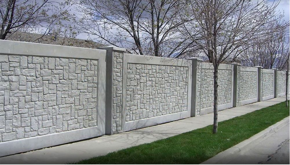 Armortop Outdoor Coatings Armorpoxy Concrete Asphalt Coating Compound Wall Design Compound Wall Boundary Walls