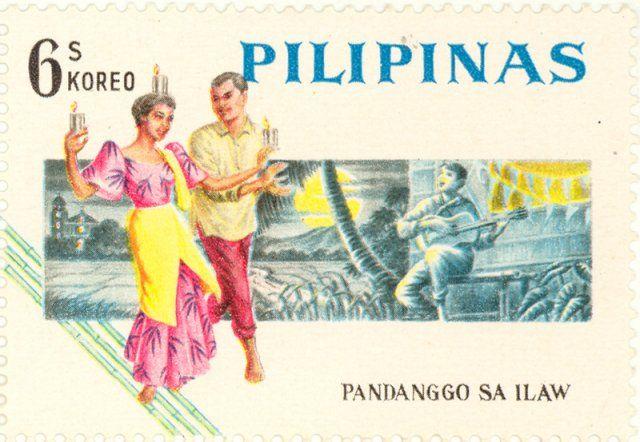 Philippines  -  Pandanggo dance