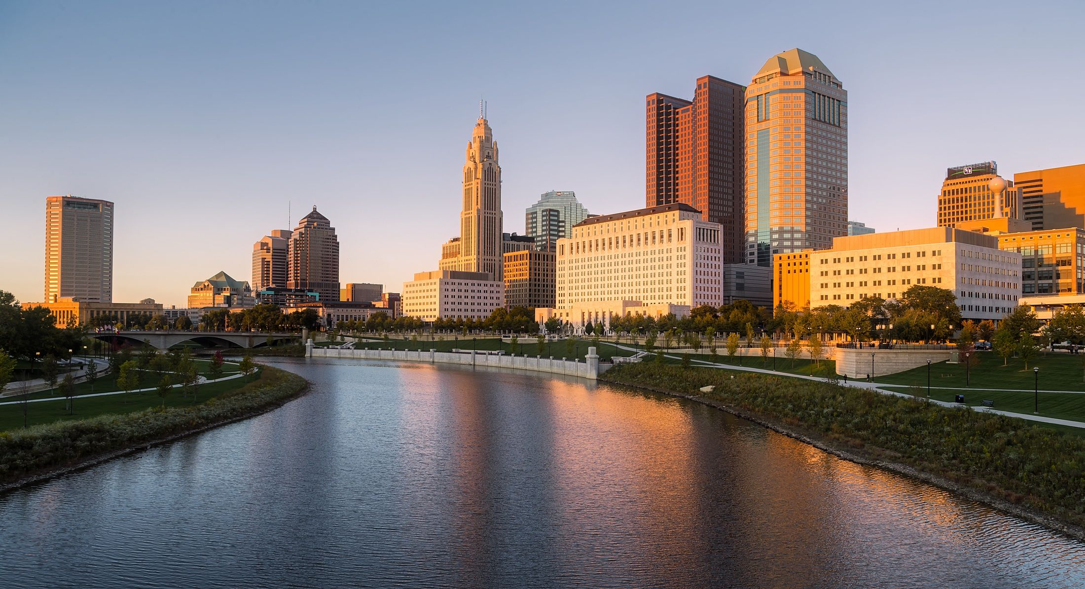 Cheap flights to london from Columbus Ohio, Location