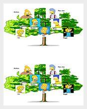 powerpoint family tree sample template free family tree family