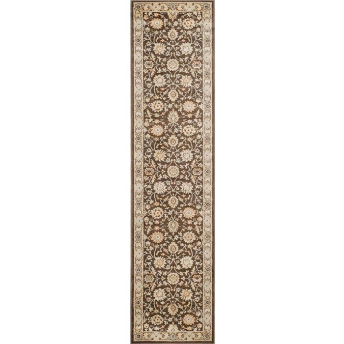 Lavelle Brown/Ivory Area Rug