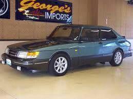 Imports-Very Nice Rare Saab 900 aero w/ fog lamps
