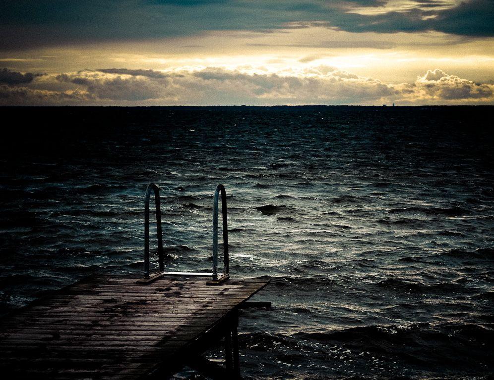 dark waters. Dark, Water, Photo