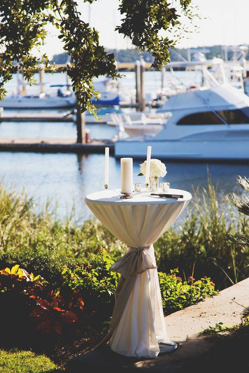 Savannah Yacht Club Wedding By Posh Petals Pearls