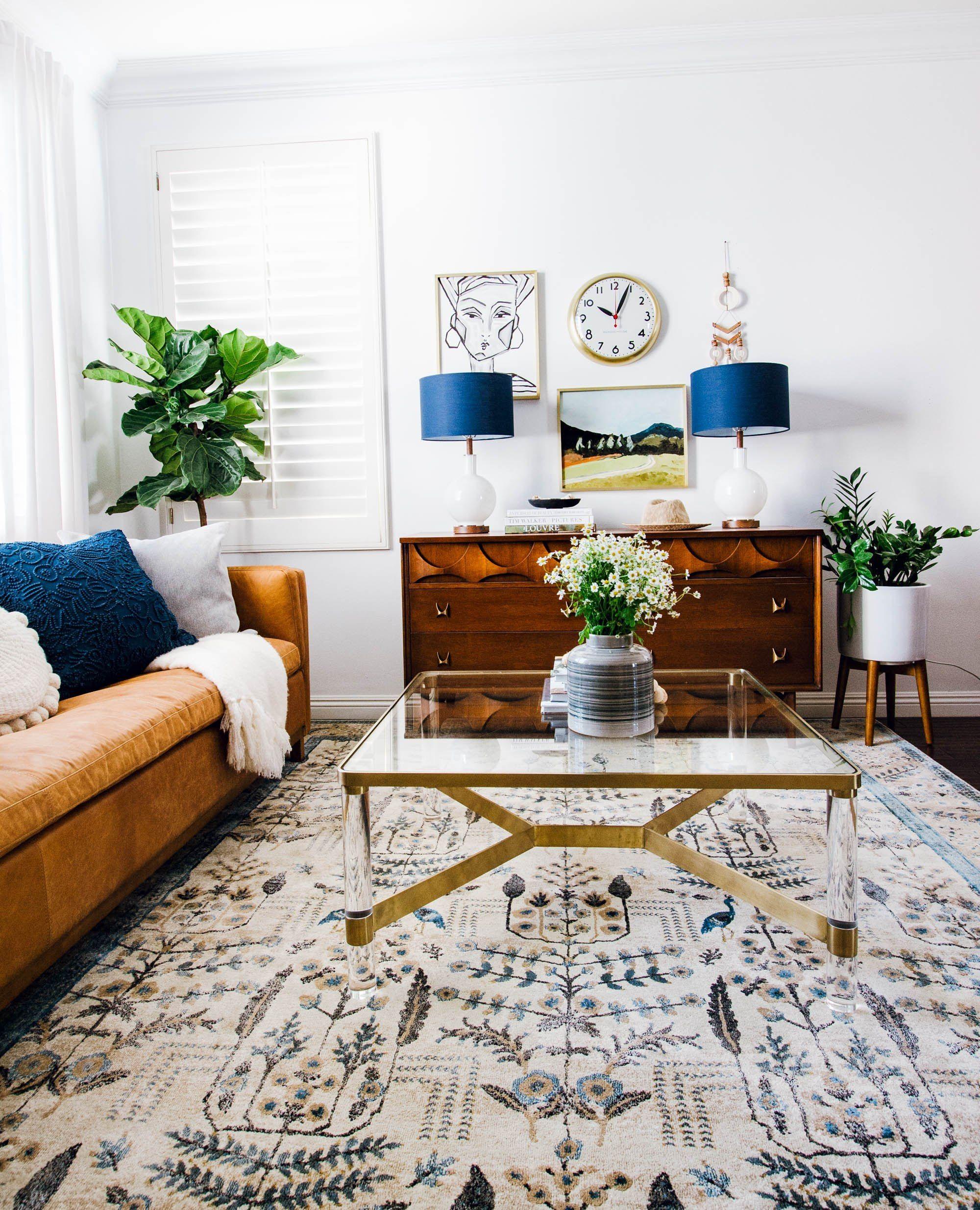 Modern Credenza Anita Yokota Vintage Modern Living Room Mid Century Modern Living Room Design Mid Century Modern Living Room