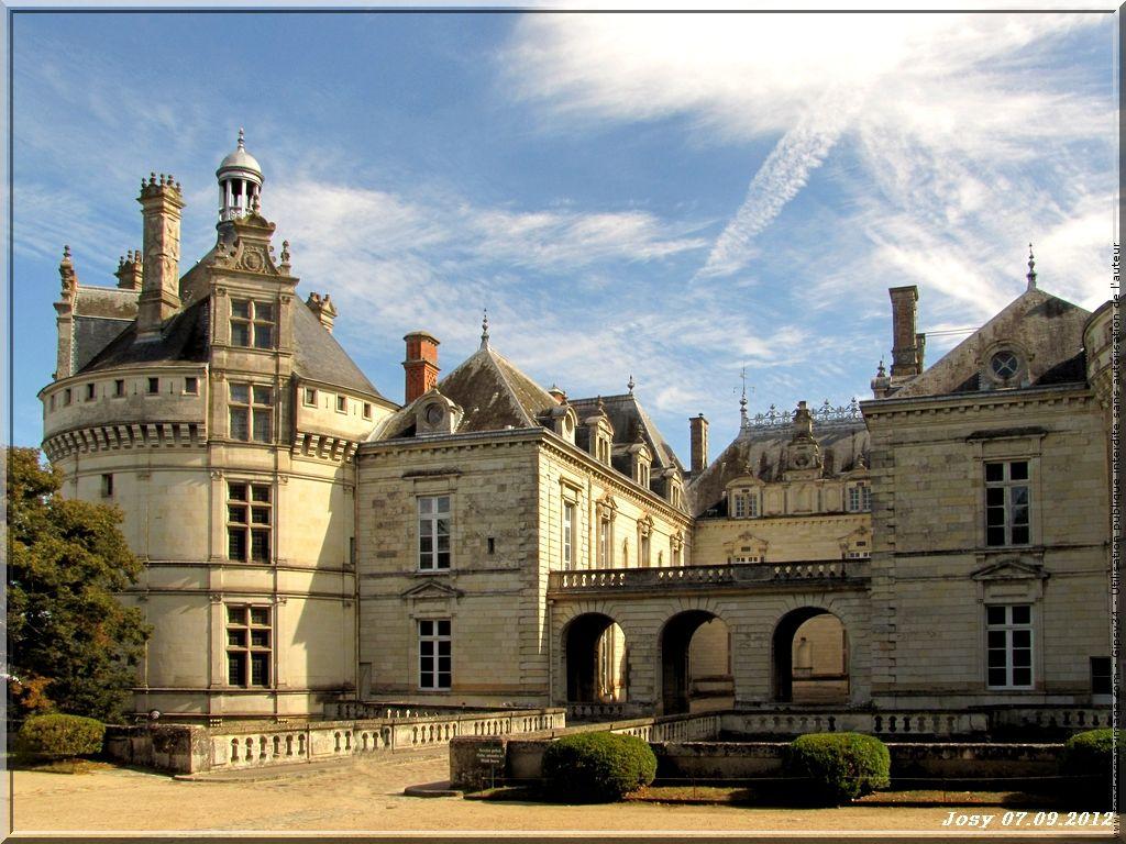 Château Le Lude France Le Lude, Sarthe Pinterest