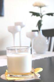 Ahmija: Kotitekoinen turkkilainen jogurtti