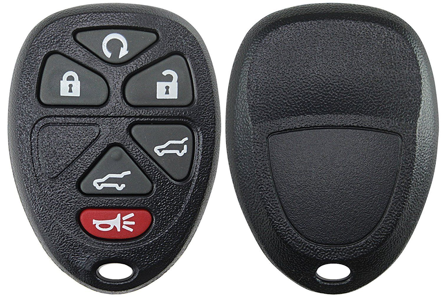 Chevy Suburban Tahoe Traverse Key Fob Cover Gmc Yukon Xl Key Fob