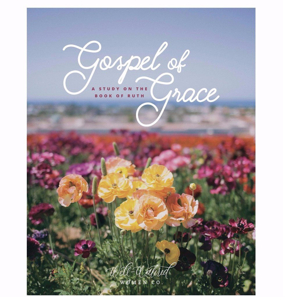 Gospel of grace study a study on the book of ruth bible