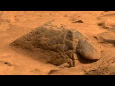 alien artifacts on mars - photo #18