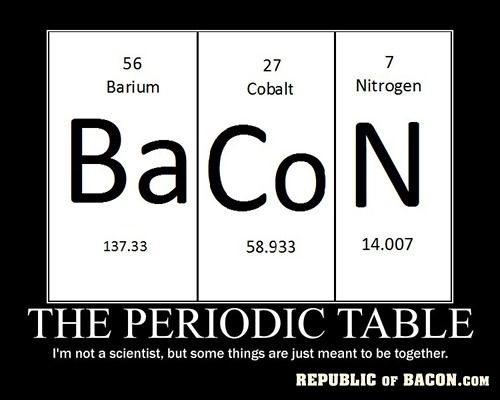 Nothing S Funnier Than The Periodic Table