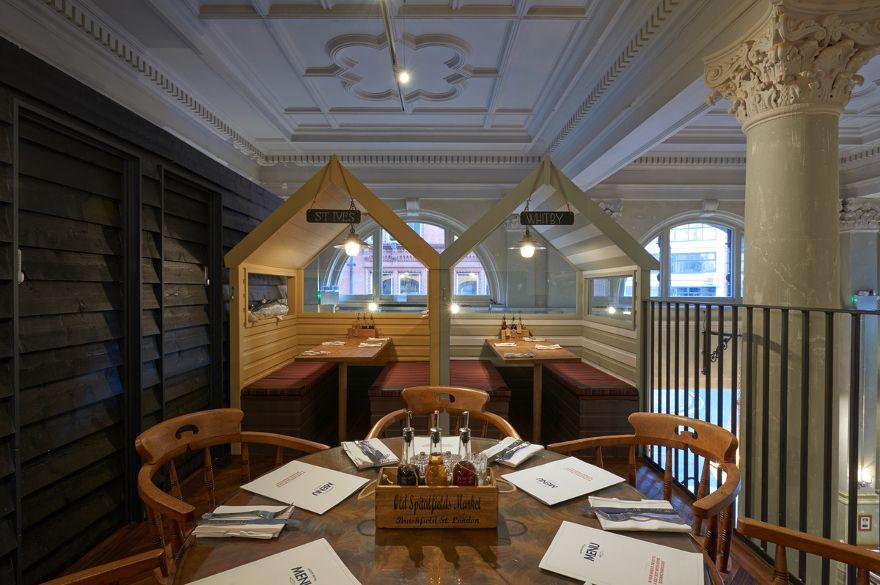 George\'s fish & chip Kitchen, Nottingham | restaurant / bar ...