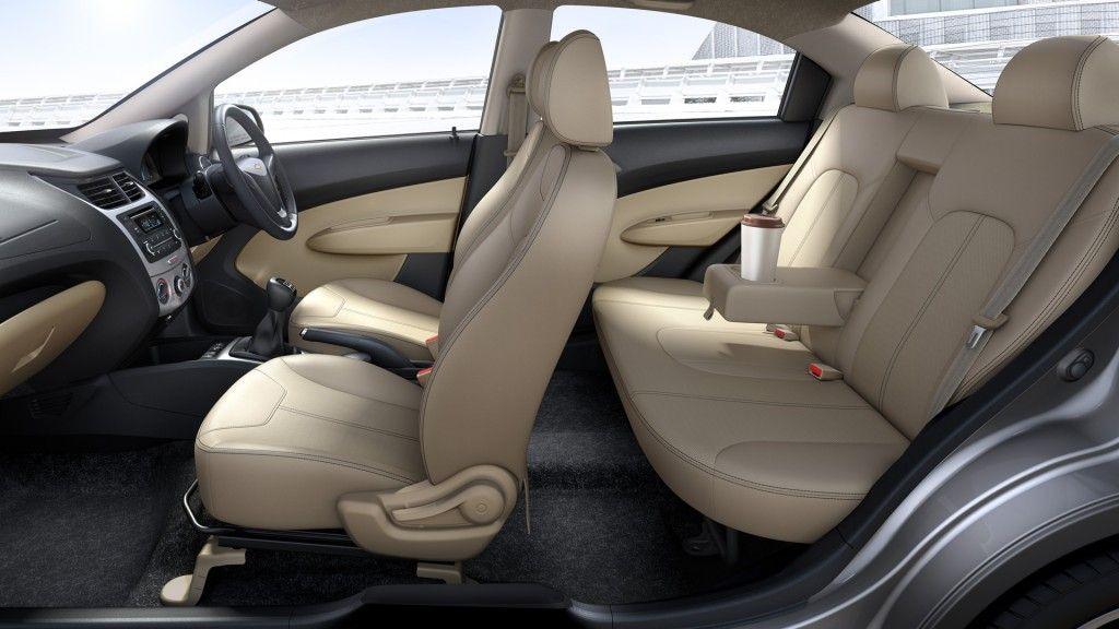Chevrolet Sail Sedan Interior Side Chevrolet Sail Chevrolet