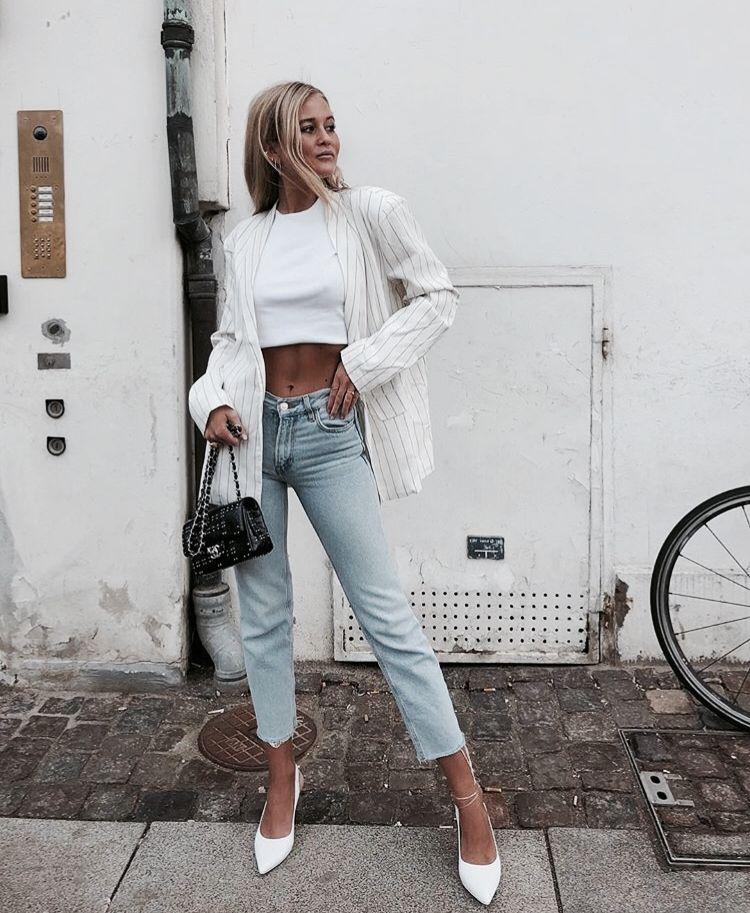 18abfedca985 Image about fashion in Josefine Hanning Jensen by blondechanel✨