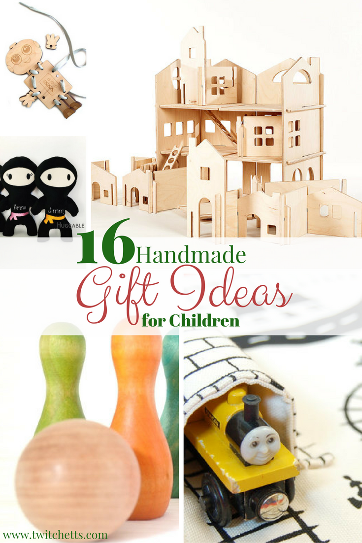 16 Etsy Gifts for Kids ~ Handmade and unique children\'s gift ideas ...