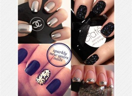 nails design new years eve awesome 43 ideas for 2019